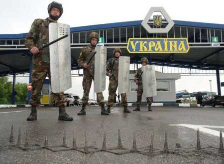 Можно ли пересечь границу украинцу пенсионеру по внутреннему паспорту